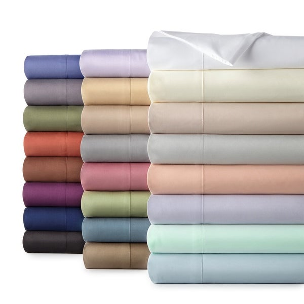 No-Slip Ultra-Soft Deep Pocket 6-piece Bed Sheet Set. Opens flyout.