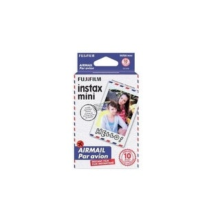 Fujifilm Airmail 3Pk Kit Instax Mini Airmail Camera Film