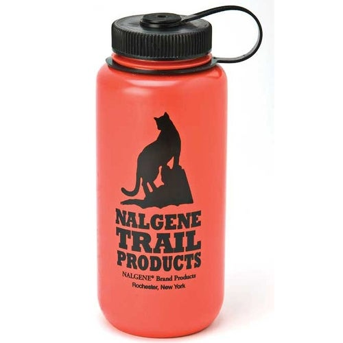 Nalgene Ultralite Wide Mouth 32 oz. Water Bottle - Red