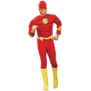 Deluxe Adult Flash Costume
