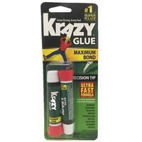 Krazy Glue KG41748MR Maximum Bond Super Glue, 2 Gram, Pack of 2
