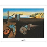 ''Persistence of Memory'' by Salvador Dali Huntington Graphics Art Print (11 x 14 in.)