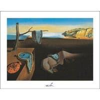''Persistence of Memory'' by Salvador Dali Museum Art Print (11 x 14 in.)
