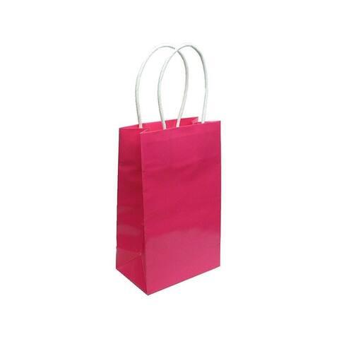 21134 cindus gift bag clay coat sm bombay pink