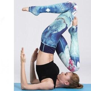 Floral Yoga Pants