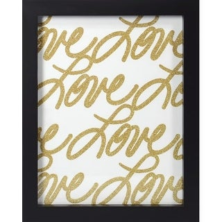 """RoomMates AVE10060 8 Inch x 10 Inch """"Love"""" Art Print on Paper - N/A"""