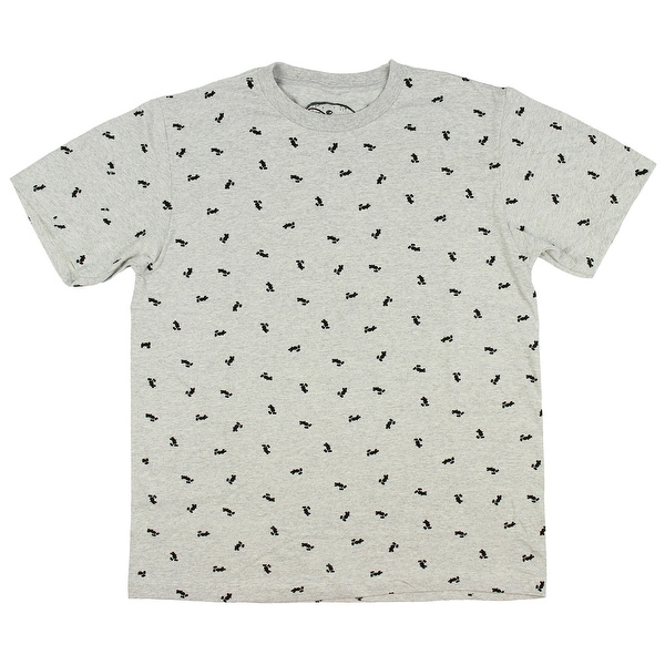 8fc47178 Shop Disney Mickey Mouse Miniature Allover Licensed Men's T-Shirt - Free  Shipping On Orders Over $45 - Overstock - 22520293