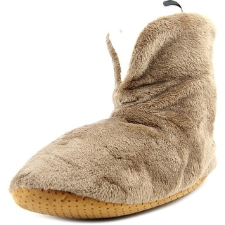 Cozelle Boiey Round Toe Canvas Slipper