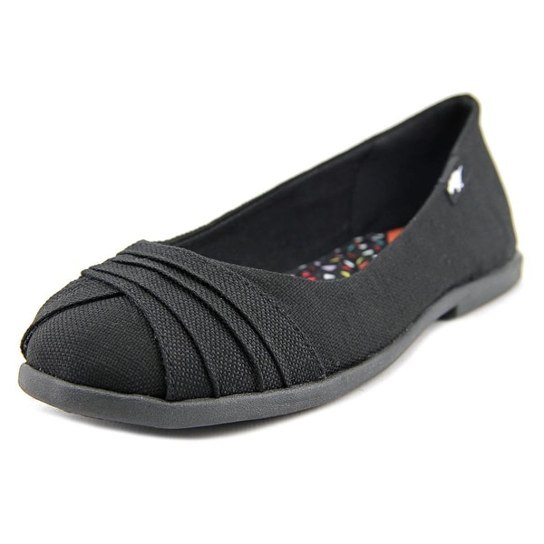 Rocket Dog Jenneva Beach Ball Round Toe Canvas Ballet Flats