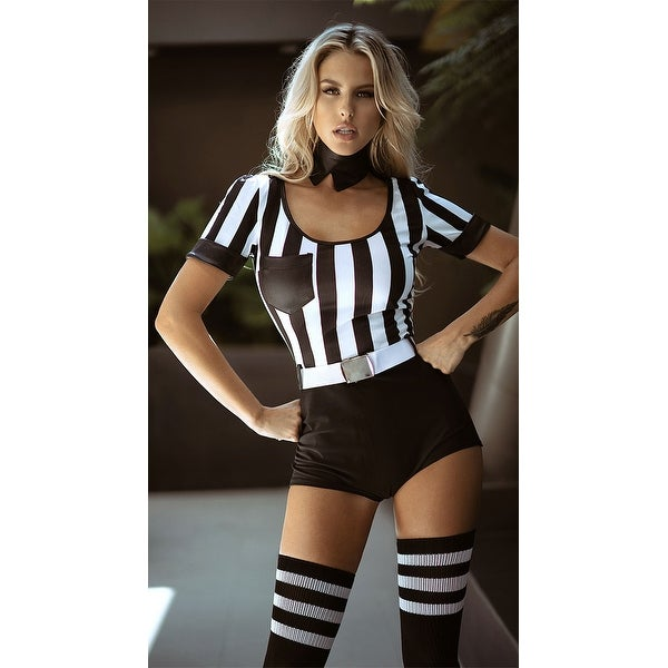 Underwraps Womens Referee Fitted Shirt