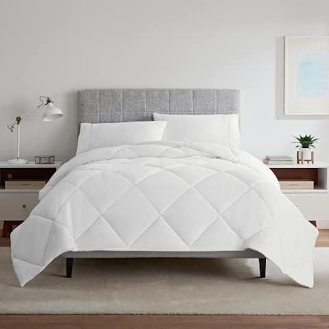 Serta Air Dry Down Alternative Year Round Comforter