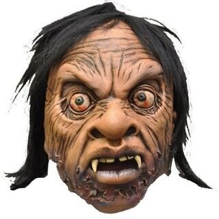 Voo Doo Costume Mask - TAN