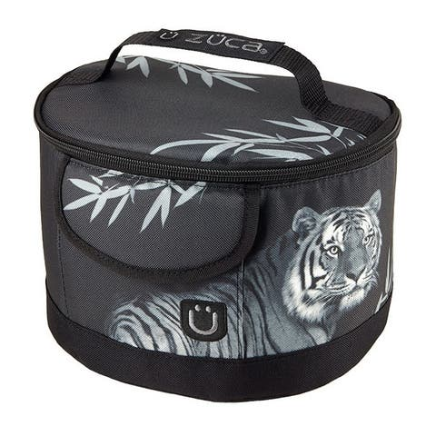 "Zuca Lunchbox - Tiger - 9.5"" x 10"" x 8"""