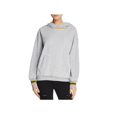 Project Social T Womens Hoodie Knit Casual