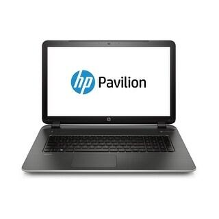 "HP Pavilion 17-g099nr 17.3"" Refurb Laptop - Intel i7 5500U 5th Gen 2.4 GHz 12GB 1TB Win 8.1 - Webcam, Touchscreen, Bluetooth"