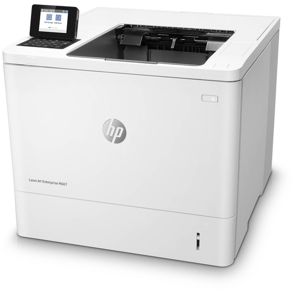 HP LaserJet Enterprise M607dn Monochrome Laser Printer