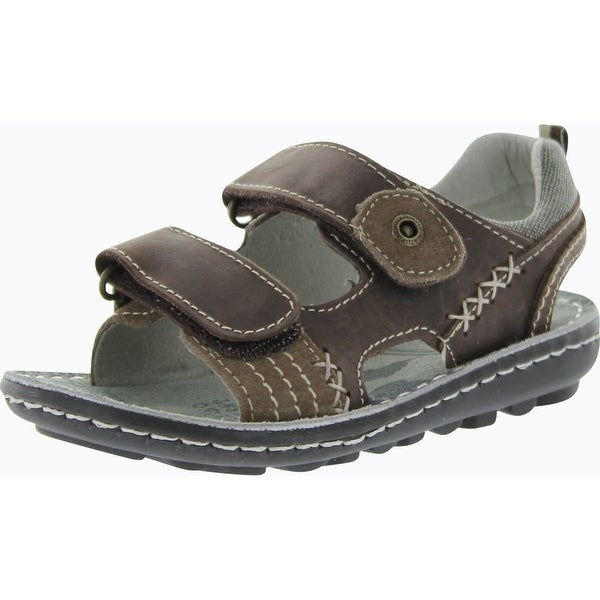 Naturino Boys 5694 European Fashion Sandals - Brown - 30 m eu / 12-12.5 m us little kid