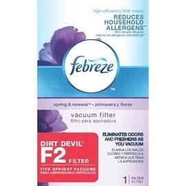 Febreze 24A51 Dirt Devil F2 Vacuum Filter