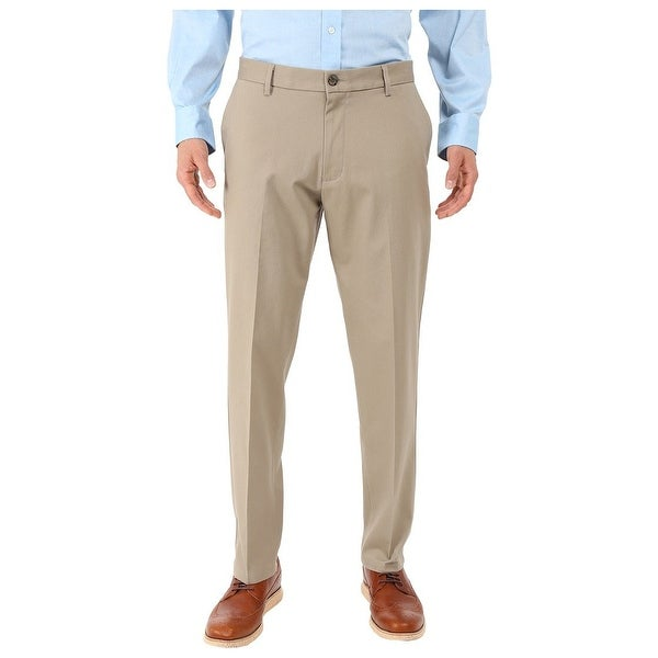 Dockers Mens Pants Beige Size 38X34 Athletic Fit Signature Khaki Stretch. Opens flyout.