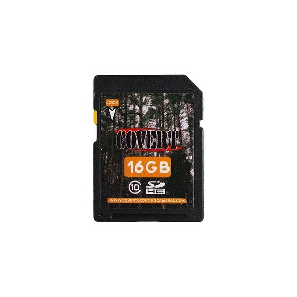Covert 2830 Ultra High Speed 16 GB Memory Card