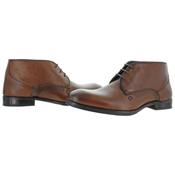 Kenneth Cole New York Mens Stamp Chukka Boot