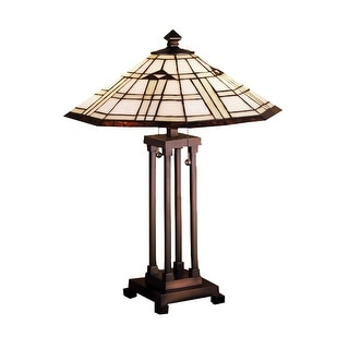 24 Inch H Arrowhead Mission Table Lamp