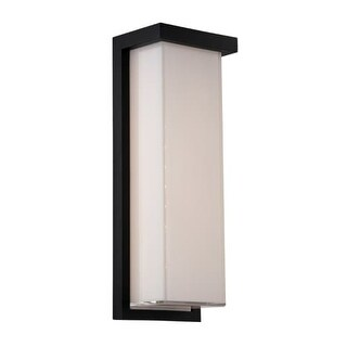 Modern Forms WS-W1414 Ledge 1 Light LED ADA Compliant Outdoor Wall Sconce - 5 Inches Wide