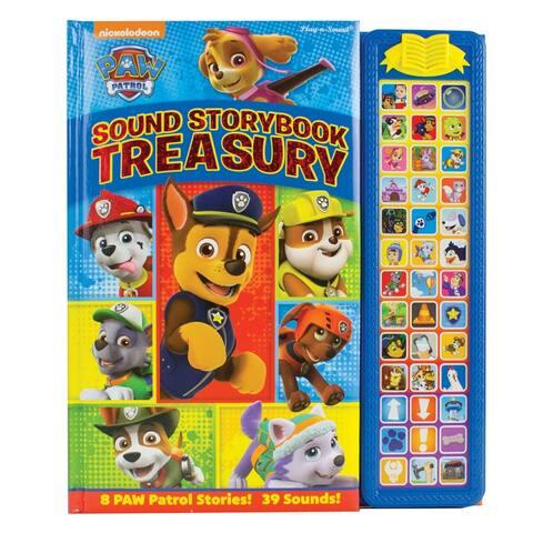 Sound Storybook Treasury Paw Patrol