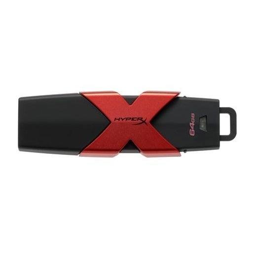 Kingston Hxs3/64Gb 64Gb Hyperx Savage Usb 3.1 Gen 1 Flash Drive