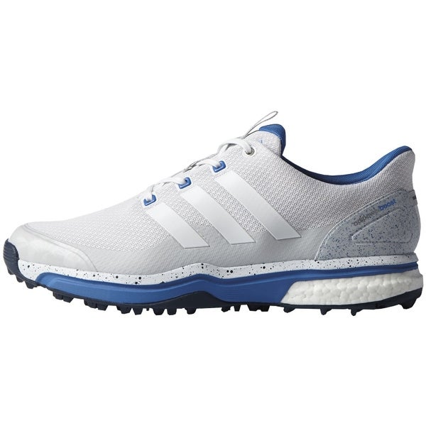 super popular 083b1 de97a Adidas Men  x27 s Adipower Sport Boost 2 White Clear Greyray