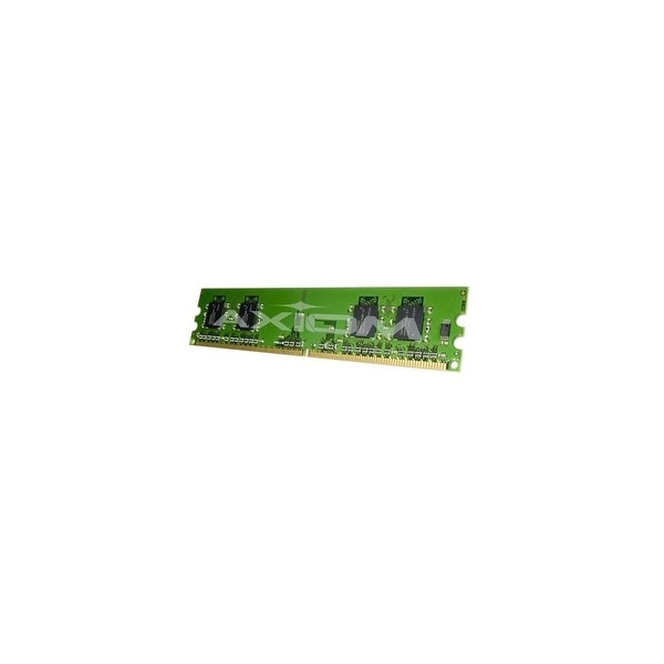 Axion 41U2978-AX Axiom 2GB DDR2 SDRAM Memory Module - 2GB (1 x 2GB) - 800MHz DDR2-800/PC2-6400 - Non-ECC - DDR2 SDRAM - 240-pin