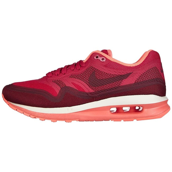 Nike Air Max Lunar 1 Running Women's Shoes Size 11 600 fchs FrcLt Mgnt Gry brght Mng