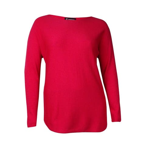 INC International Concepts Women's Dolman Sleeve Sweater