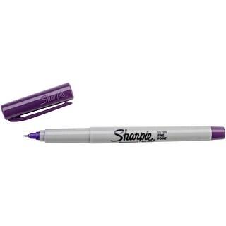 Sharpie Ultra Fine Point Permanent Marker Open Stock-Purple