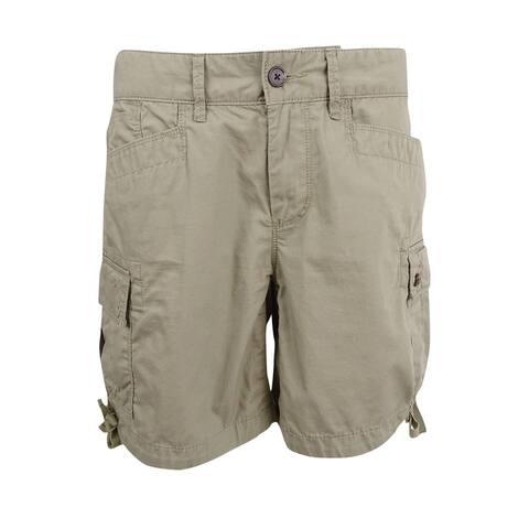 Ralph Lauren Women's Ficanti Shorts (4, Green) - Green - 4