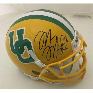Marcus Mariota Autographed Oregon Ducks Signed Football Mini Helmet JSA COA 2