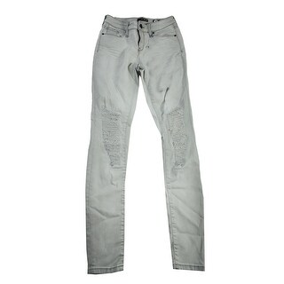 Kiind Of Grey Sexy Skinny Jeans