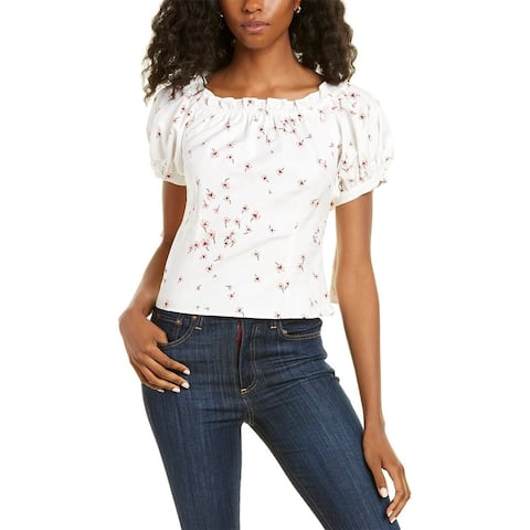 Cece By Cynthia Steffe Off-The-Shoulder Top