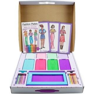 Fashion Plates Mega Expansion Kit-