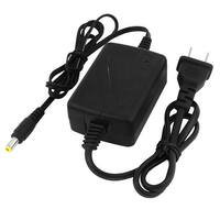 Unique Bargains US Plug AC100-240V 0.5A to DC 12V 1A 5.5x2.1mm Plug CCTV Camera Power Adapter