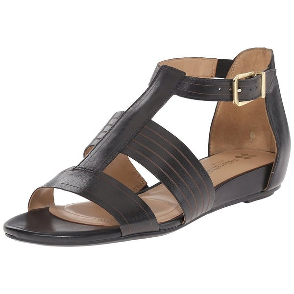Shop Naturalizer Damenschuhe Longing Leder Open Toe Casual T Strap ... ... Strap 2a9fa9