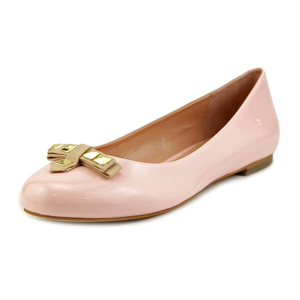 Sole Society Belle   Round Toe Synthetic  Ballet Flats