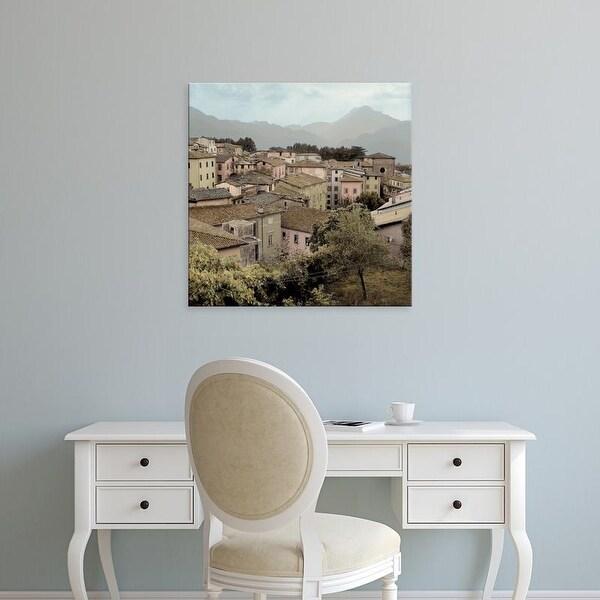 Easy Art Prints Alan Blaustein's 'Tuscany #20' Premium Canvas Art