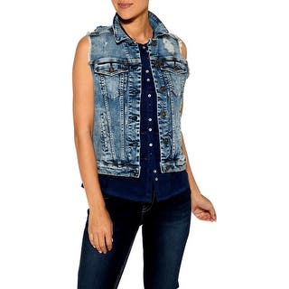 Silver Jeans Denim Vest Womens Button Front Med Wash LV0002SJL258|https://ak1.ostkcdn.com/images/products/is/images/direct/b7418bde803d3717ba4f4602a65c1489118cfd86/Silver-Jeans-Denim-Vest-Womens-Button-Front-Med-Wash-LV0002SJL258.jpg?impolicy=medium