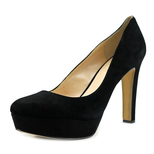 INC International Concepts Anton Women Black Pumps