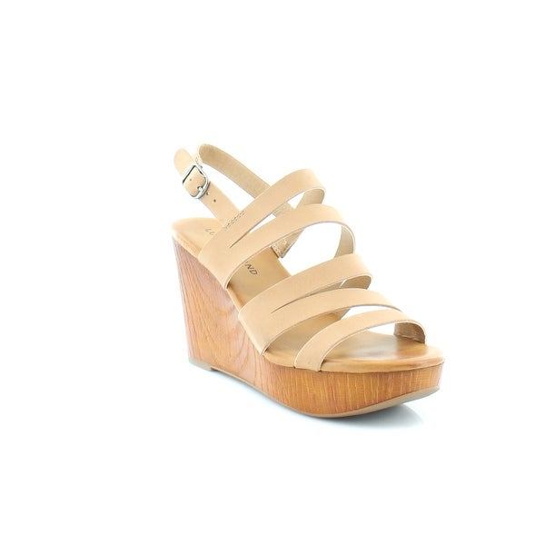 Lucky Brand Marinaa Women's Sandals & Flip Flops Clay
