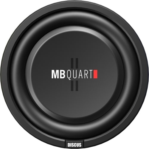 """MB QUART DS1-254 MB QUART Discus DS1-254 Woofer - 200 W RMS - 400 W PMPO - 1 Pack - 4 Ohm - 82 dB Sensitivity - 10"" Woofer"