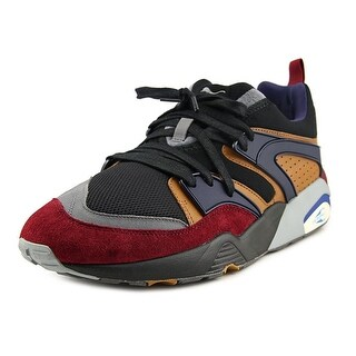 Puma Blaze Of Glory Street Dark Men Round Toe Leather Multi Color Running Shoe