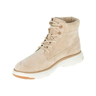 Caterpillar Mens Awe Boots in Warm Sand
