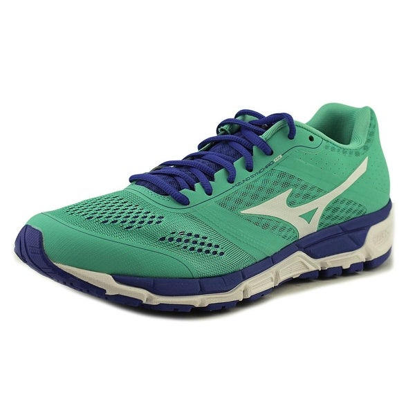 Mizuno Synchro MX Round Toe Synthetic Running Shoe